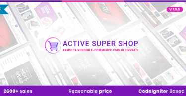 Active-Super-Shop-NULLED-CMS-online-store