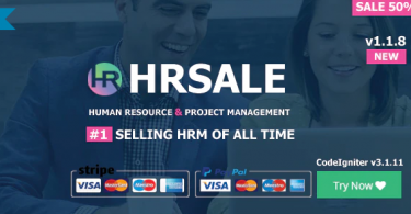 HRSALE The Ultimate HRM