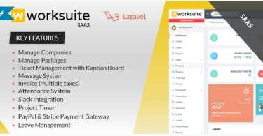 Worksuite-Saas-Project-Management-System
