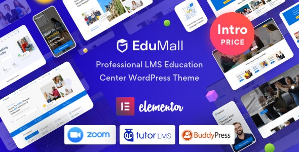 EduMall-Professional-LMS-Education-Center-WordPress-Theme